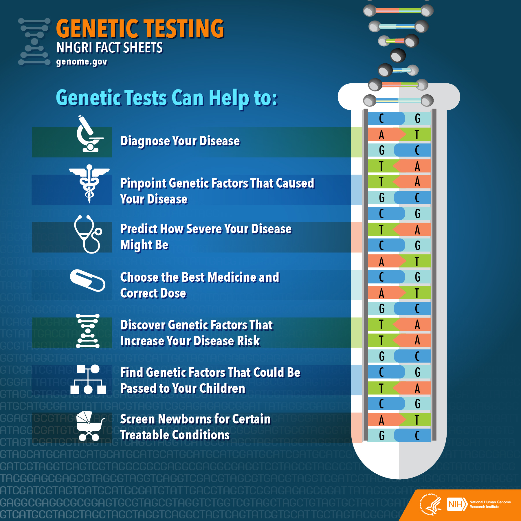 Genetic screening services stem cell therapy treatments for Where to go for dna testing